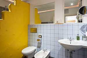 Zimmer mit Bad, Feldmühle