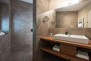Badezimmer in Feldmühle Residenz