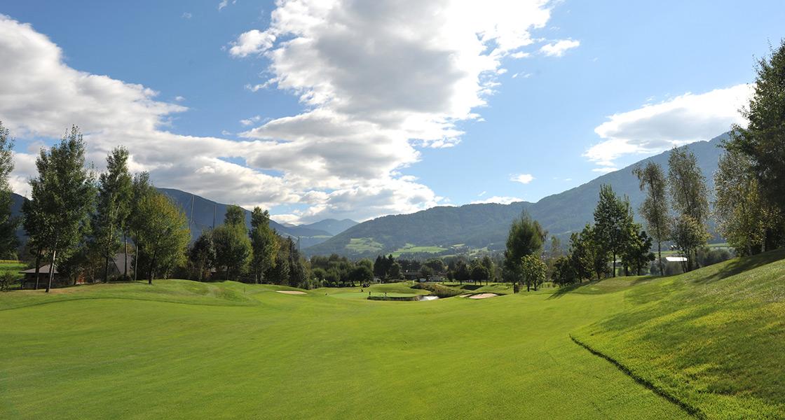 Campi da golf Golfclub Pustertal | Clubhotel feldmilla