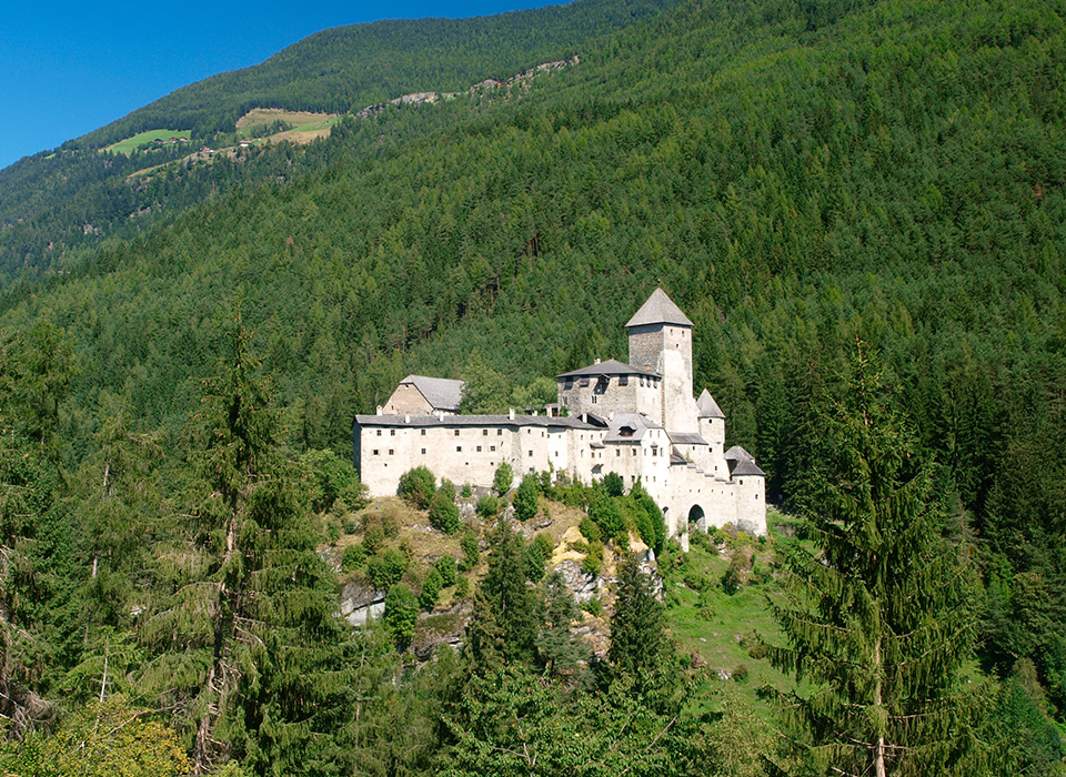 Tures Castle one of the most loveliest castles in South Tyrol